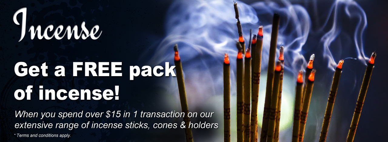 Incense Bulk Buy Offer