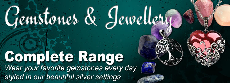 Gemstones & Gemstone Jewellery
