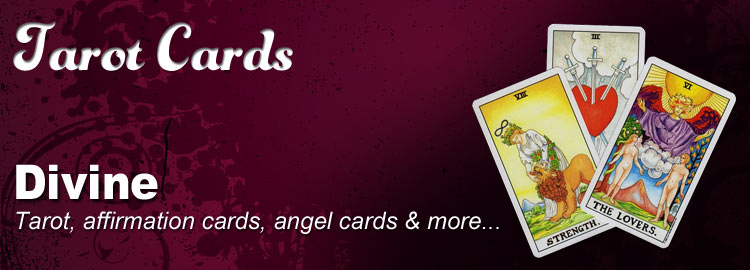 Tarot Cards, Angel Cards & Oracle Cards